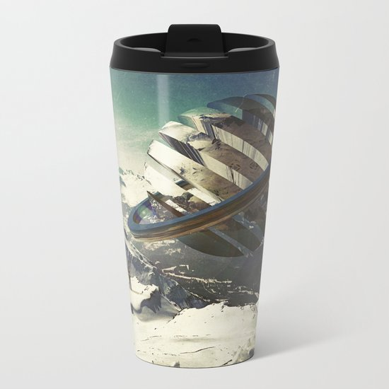 Lost and Found Metal Travel Mug
