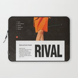 Self Rival Laptop Sleeve