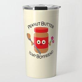 Don't Be Jelly Travel Mug