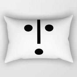 REALLY? Rectangular Pillow
