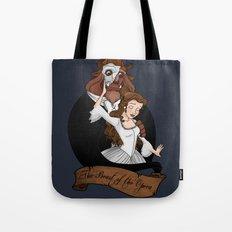 The Beast of the Opera Tote Bag