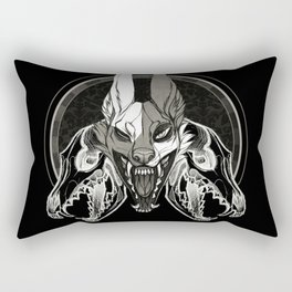 Malediction Rectangular Pillow