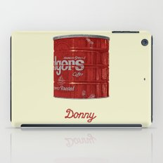 The Lebowski Series: Donny iPad Case