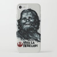 che iPhone & iPod Cases featuring CHE-wbacca by Carlos Rocafort