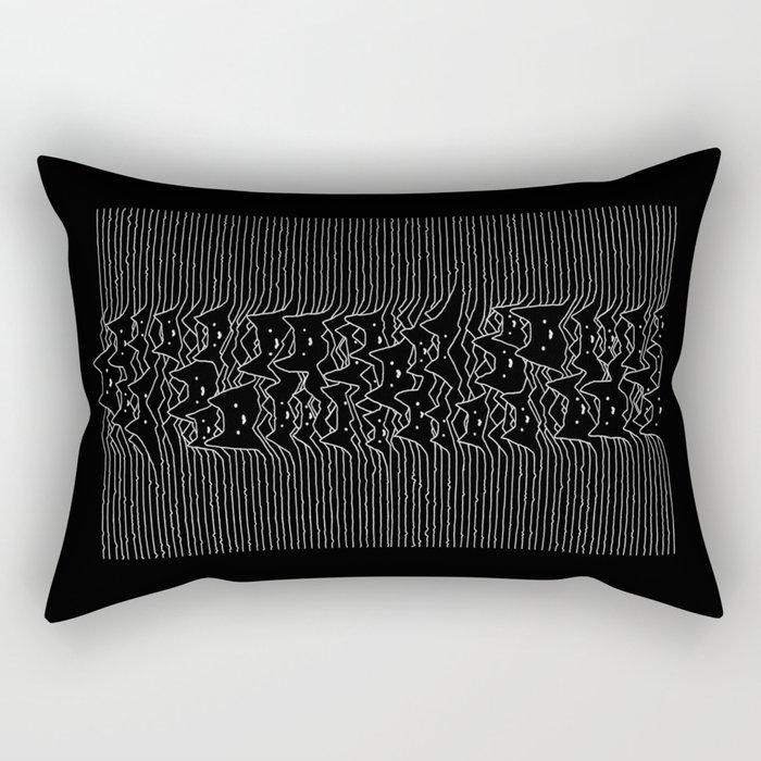 Furr Division Cats Rectangular Pillow