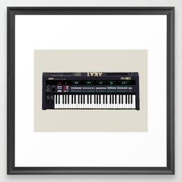 Akai AX80 Framed Art Print
