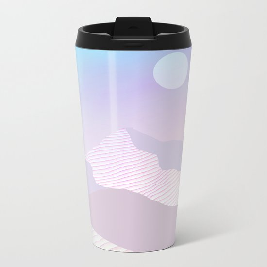 Dune Moon Metal Travel Mug