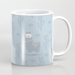 Alpaca winter Coffee Mug