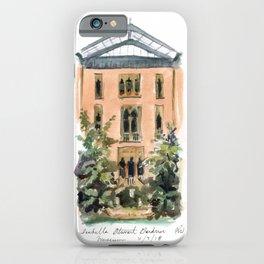Isabella Stewart Gardner Museum iPhone Case