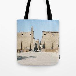 Temple of Luxor, no. 11 Tote Bag