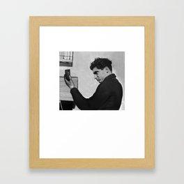 Capa Framed Art Print