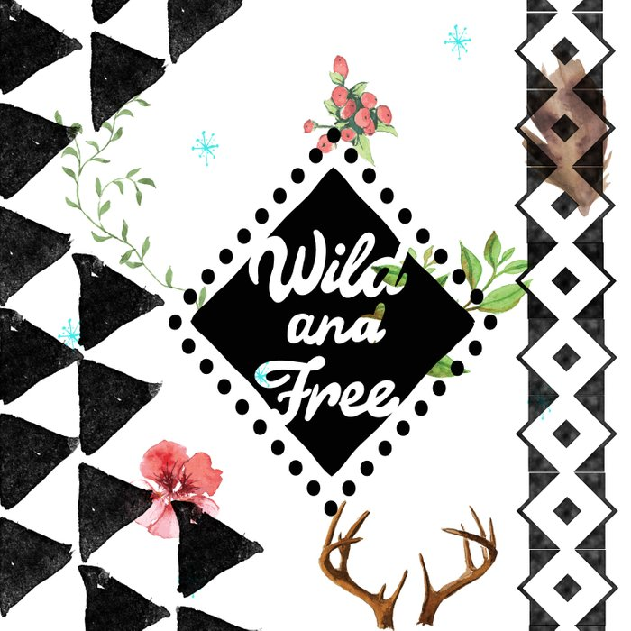 Wild and Free Comforters
