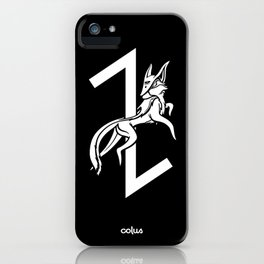 HUNTED iPhone Case