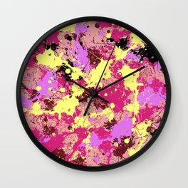Abstract 21 Wall Clock