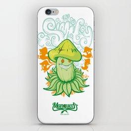 Smily iPhone Skin