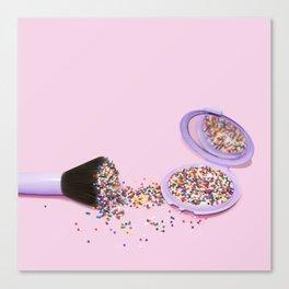 Sweet Cheeks Canvas Print