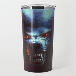 The Barking Ghost Travel Mug