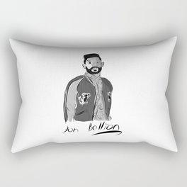 JON BELLION Rectangular Pillow