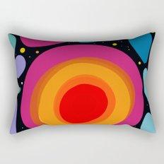 Galaxy Abstract Pattern Minimalist Decoration Rectangular Pillow