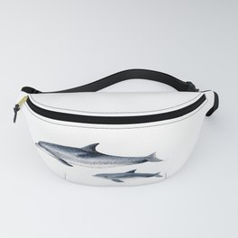 Atlantic spotted dolphin Fanny Pack
