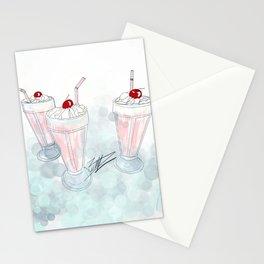 Pop's Diner Stationery Cards