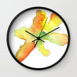 flor de limon Wall Clock
