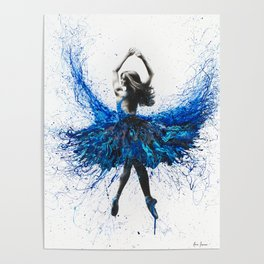 York Crystal Dance Poster