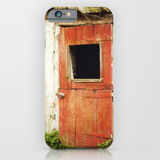 Red Door iPhone & iPod Case