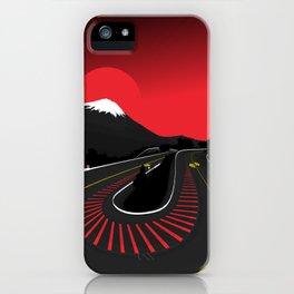 Fujimi Kaido iPhone Case