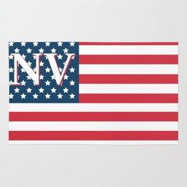 Nevada American Flag Rug