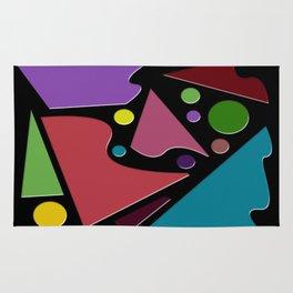 Abstract #307 Rug