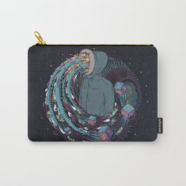 Mind Eruption Carry-All Pouch