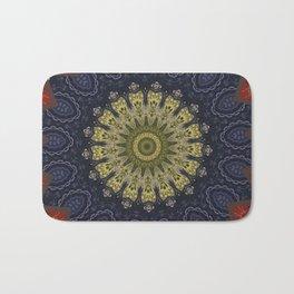 Better than Yours Colormix Mandala 9 Bath Mat