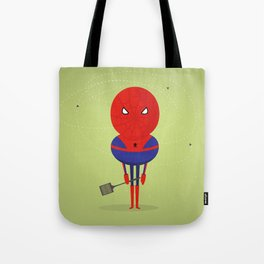 Spider man: My bug hero! Tote Bag