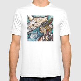 Water protectors. Tribes and Nature T-shirt