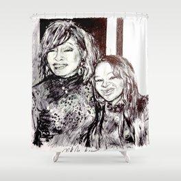 NIPPY & WHITNEY Shower Curtain