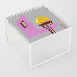 Little Chick ovo Acrylic Box