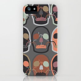 Diamond Rebel Pattern iPhone Case