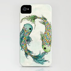 Chasing Tails iPhone (4, 4s) Slim Case