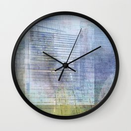 UrbanMirror Wall Clock