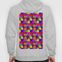 Colourful Splodges Hoody