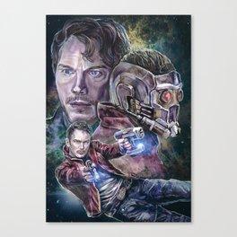 Star Lord - Galaxy Guardian Canvas Print