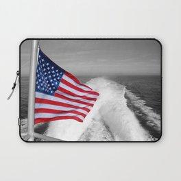 Patriotism Laptop Sleeve