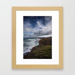 Aireys Inlet Framed Art Print