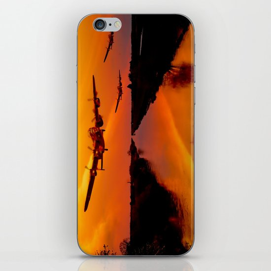 On the Run iPhone & iPod Skin