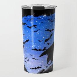 Batmaninthe Batcave Travel Mug