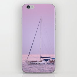 Yachting iPhone Skin