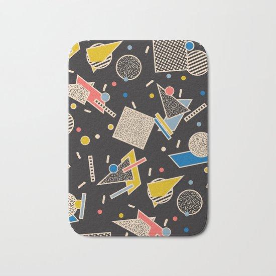 Memphis Inspired Design 8 Bath Mat