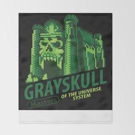 Game of Grayskull Throw Blanket