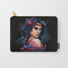 Love is a Battlefield Carry-All Pouch